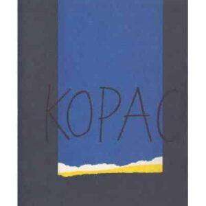 KOPAC SLAVKO, artiste croate – Catalogue exposition