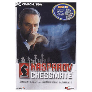 Kasparov Chessmate. CD-ROM