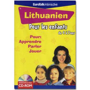 Le LITUANIEN pour les enfants de 4 à 7 ans (EuroTalk)