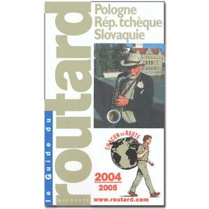 Pologne, République Tchèque, Slovaquie. Edition 2004-2005