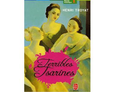 TROYAT Henri : Terribles Tsarines (russes)