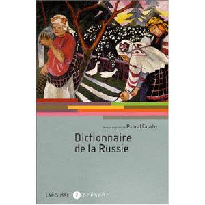 Dictionnaire de la Russie