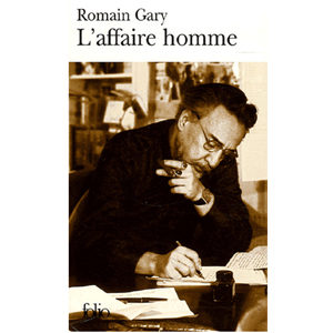 GARY Romain : L'affaire homme