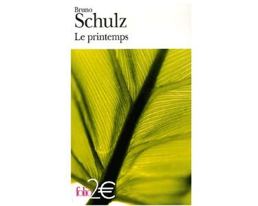 Schulz Bruno: Le printemps