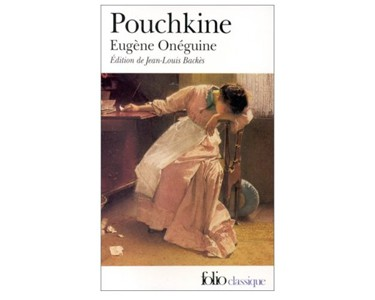 POUCHKINE Alexandre : Eugène Onéguine
