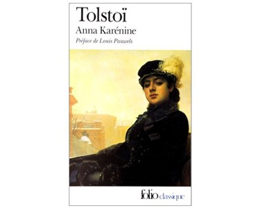 Tolstoï Léon  : Anna Karenine