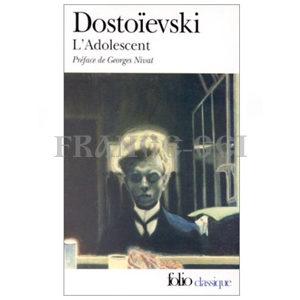 DOSTOIEVSKI : L'Adolescent (poche)