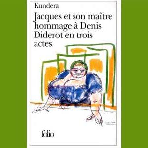 Kundera Milan : Jacques et son Maître