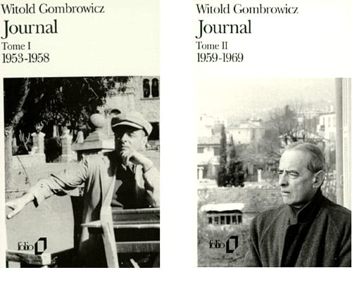 Gombrowicz Witold : JOURNAL. Tome 1-2, 1953-1958 / 1953-1969
