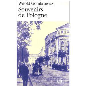 Gombrowicz Witold : Souvenirs de Pologne