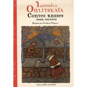 Oulitskaïa Ludmila : Contes russes. Pour enfants
