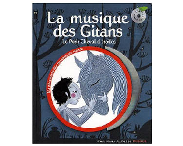 La Musique des Gitans (Livre + Cd)