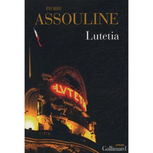 ASSOULINE Pierre: Lutetia