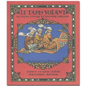 Le tapis volant (enluminé par Ivan Bilibine – 1935)
