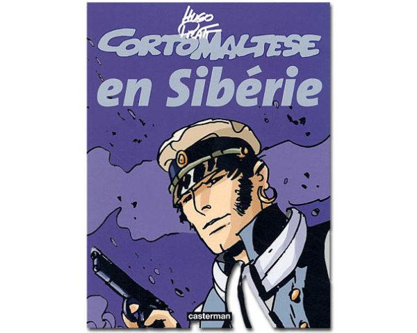 Corto Maltese en Sibérie (Noir & Blanc)