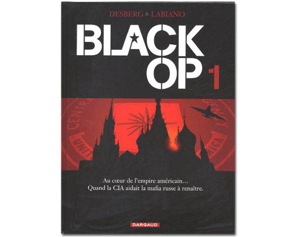 BD Black Op Tome 1