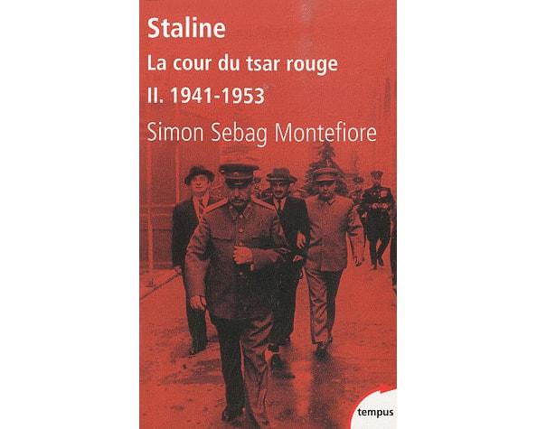 Staline, la cour du tsar rouge – Tome 2, 1941-1953