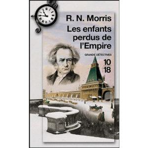 Morris : Les enfants perdus de l'Empire (Crime et Châtiment)