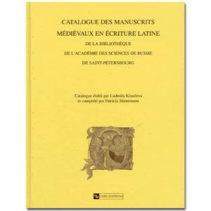 Catalogue des manuscrits médiévaux russes
