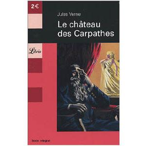 Verne Jules : Le château des Carpathes
