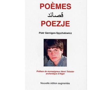 Gernigon-Spychalowicz Piotr : Poèmes (français-arabe-polonais)