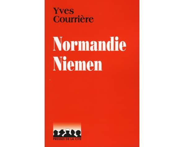 Courrière Yves : Normandie Niemen