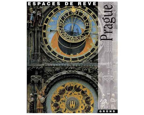 PRAGUE – Livre -Album