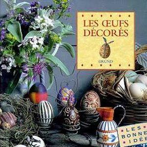 Les œufs décorés