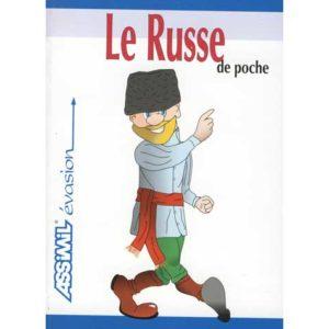 Guide de langue russe – Le RUSSE de poche