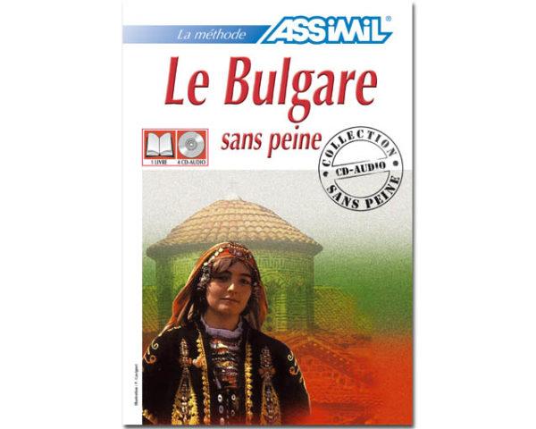 Le BULGARE sans peine – Manuel + 4 CD