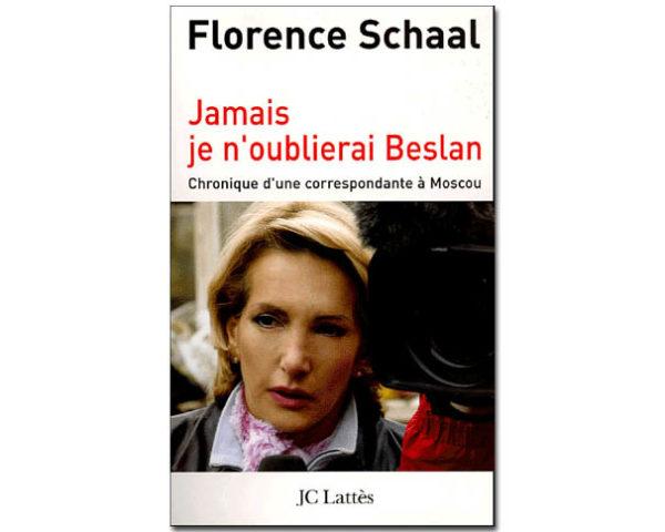 SCHAAL F.: Jamais je n'oublierai Beslan