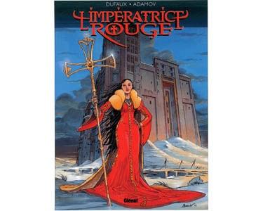 Adamov : L'impératrice rouge, Le sang de Saint-Bothrace