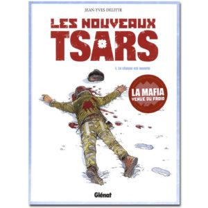 BD Les nouveaux tsars Tome 1 : La Chasse est ouverte