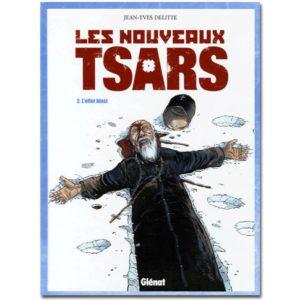 BD Les nouveaux tsars Tome 2 : L'Effet blast