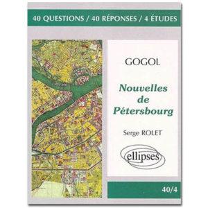 GOGOL : Nouvelles de Pétersbourg (40/4)