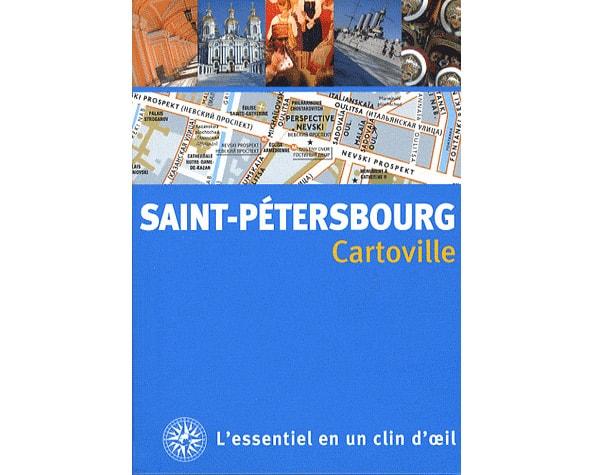 SAINT-PETERSBOURG 5e édition (Cartoville)