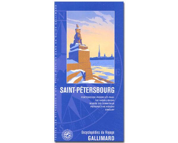SAINT-PETERSBOURG (Gallimard)