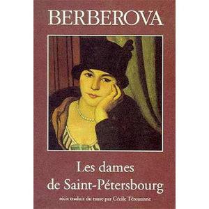 BERBEROVA Nina : Les dames de Saint-Pétersbourg