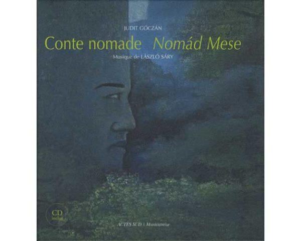 Conte nomade, Edition bilingue français-hongrois, Album+CD audio