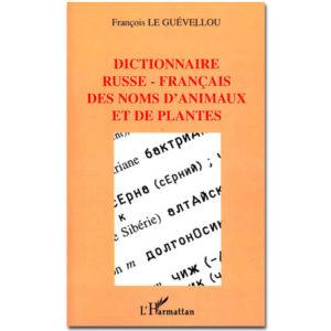 Dictionnaire des noms d'animaux et de plantes (ru-fr)
