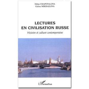 Lectures en civilisation russe. Histoire et culture contemporain