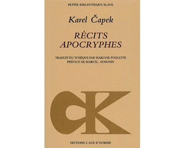 Capek Karel : Récits apocryphes