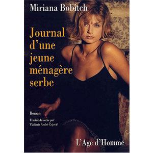 Bobitch Miriana : Journal d'une jeune ménagère serbe