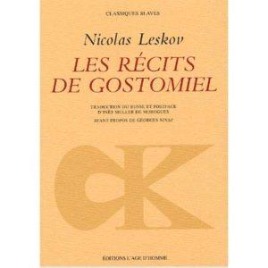 LESKOV : Les récits de Gostomiel