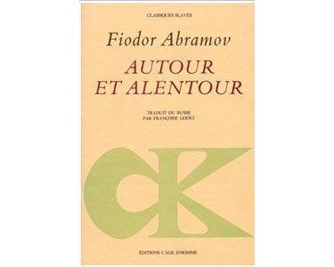 Abramov Fiodor : Autour et alentour