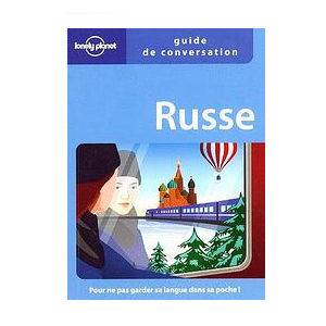Guide de conversation français/russe (lonely planet)