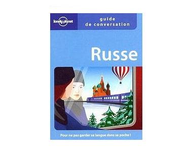 Guide de conversation français/russe (lonely planet)