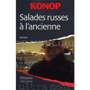 Konop : Salades russes à l'ancienne