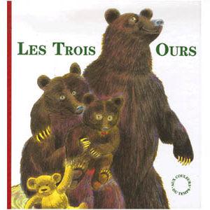 Les trois ours (conte russe)