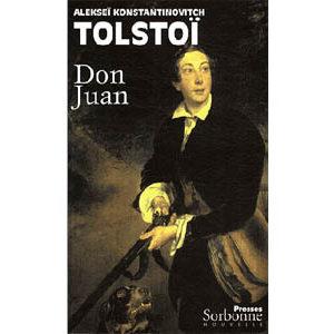 TOLSTOI Alexei : Don Juan